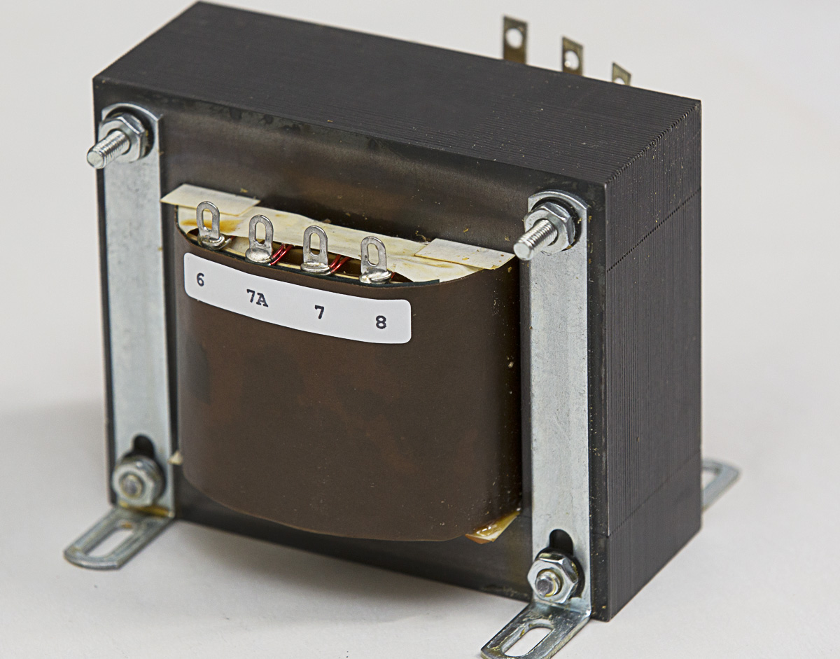 Transformers Glen Magnetics Incorporated Centre Tap Full Wave Rectifier Close